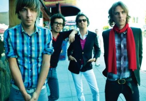 French electropop legends Phoenix will be one of many bands to grace New Orleans this year.