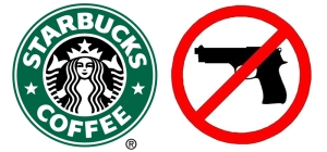Starbucks gun ban