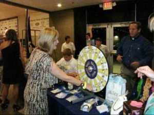 "One of the popular items at Jazz 'N Roll was the ""Wolf Wheel."""