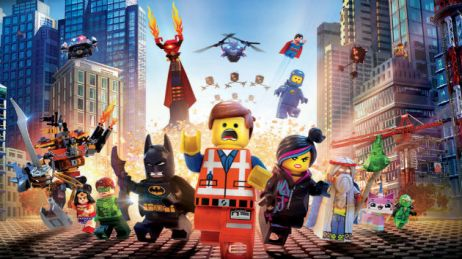"""The Lego Movie"" poster. All rights are property of Warner Brothers."