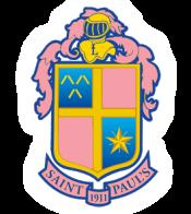 Pink SPS crest