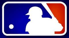 The MLB logo ( picture from mlbforlife.com)