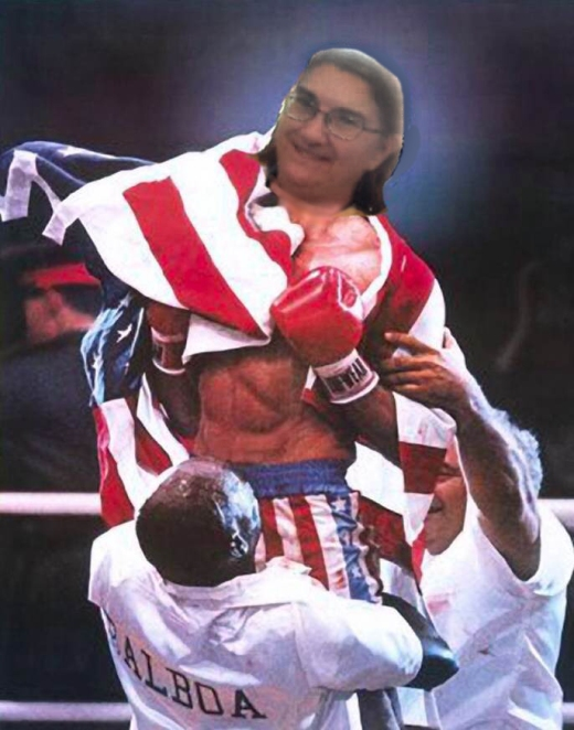 All hail the reigning champ, Rocky Wiggins!