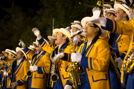 band-sax-section-in-the-stands