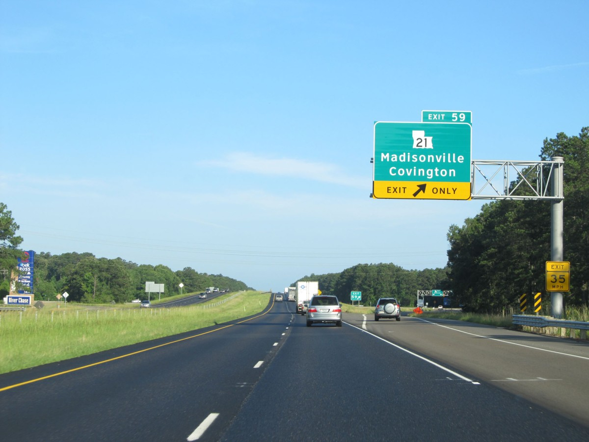 LADOTD Proposes Widening I-12 in New Project