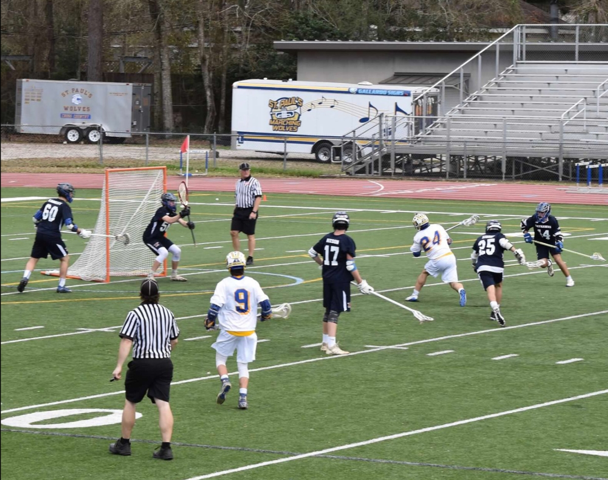 Lacrosse Wolves Start Off Season 3-0, Crush Lower Alabama 18-6