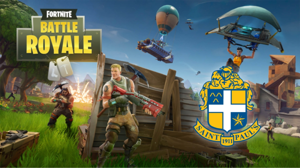 CRY WOLF (satire): New Report Shows Fortnite Responsible for More St. Paul's Student Brotherhood Than All Retreats Combined