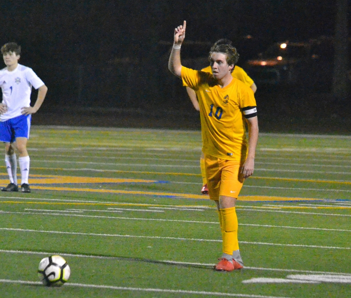 Magic in the Air: Walmsley's Hat Trick Sends SPS to Third Round of LHSAA Playoffs
