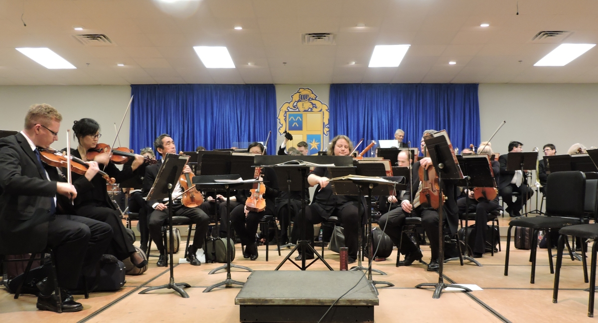 Louisiana Philharmonic Orchestra Visits St. Paul's